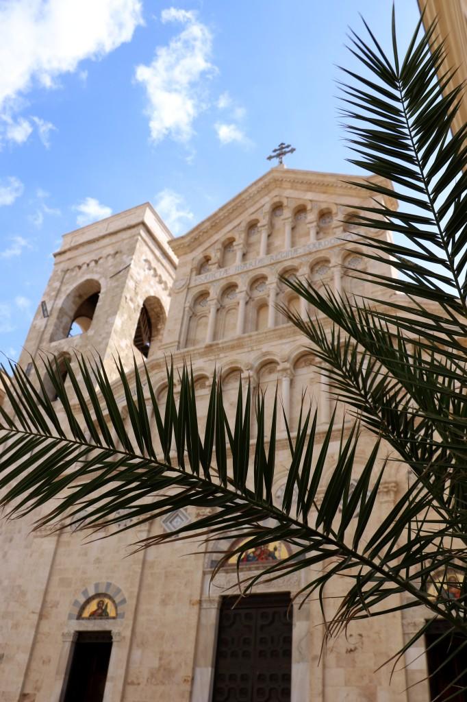 Katedra Santa Maria Cagliari