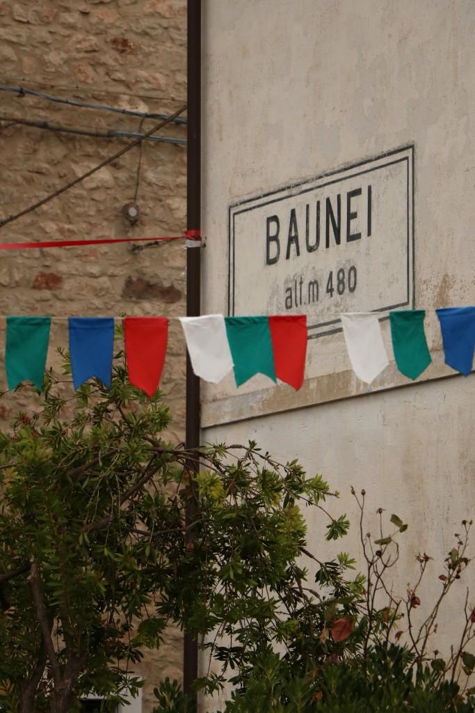 Baunei