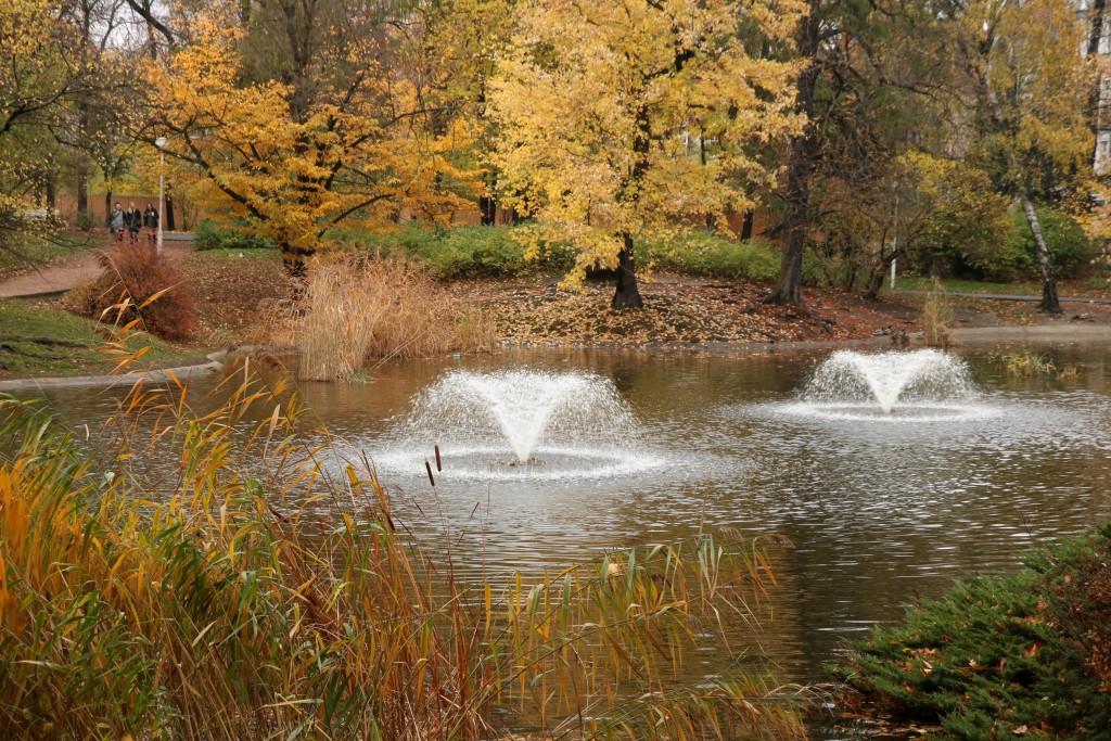 Park WIlsona Poznań gdzie na spacer