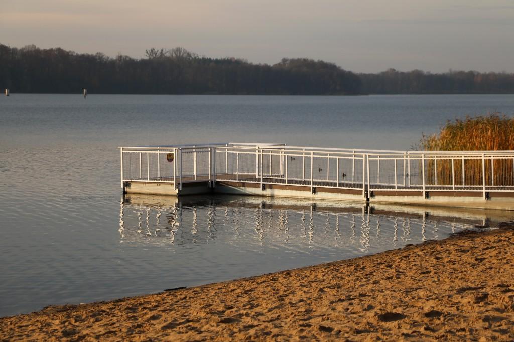 Kiekrz - jezioro okolice Poznania