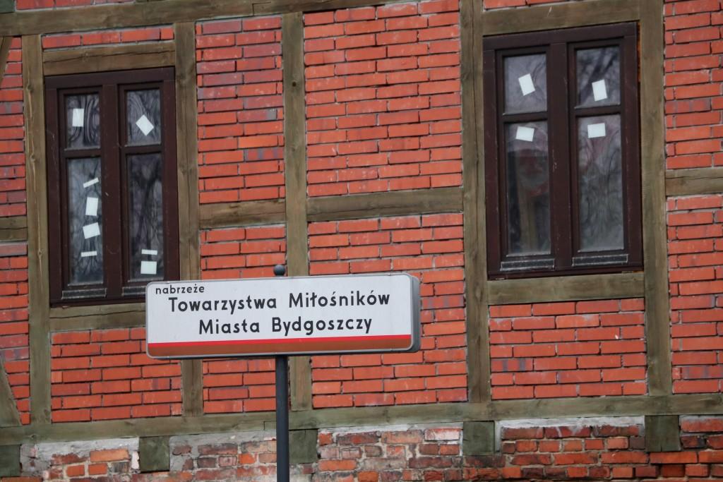 Bydgoszcz Wyspa Młyńska
