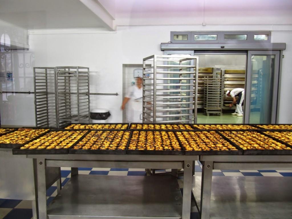 Najlepsze ciastka na świecie - Pasteis de Belem