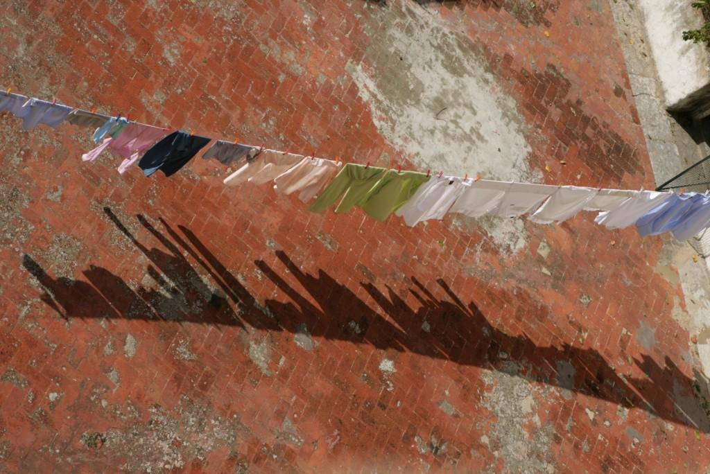 Portugalski (i nietylko) atrybut - pranie