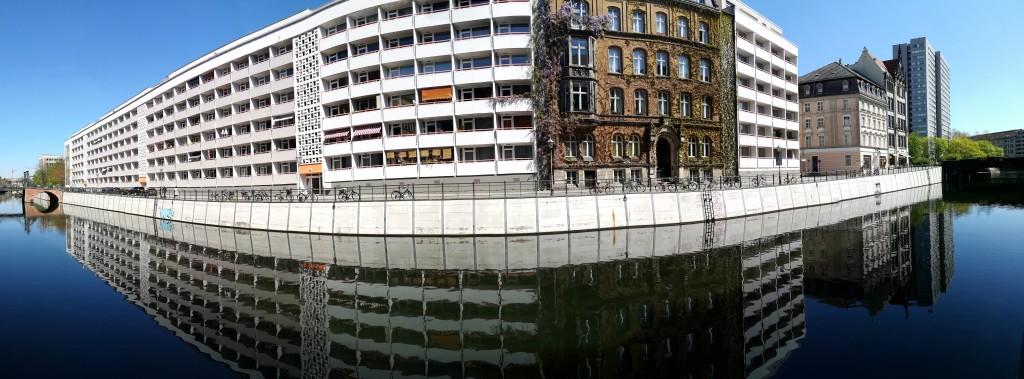 Berlin na weekend Kanał Szprewy