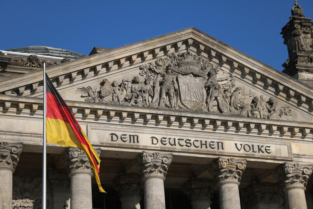 Berlin na weekend - Reichstag
