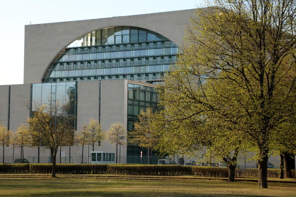 Berlin na weekend - dzielnica rządowa