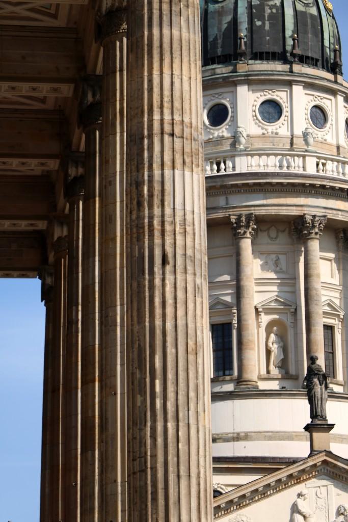 Berlin na weekend - Katedra Francuska i Opera w Berlinie