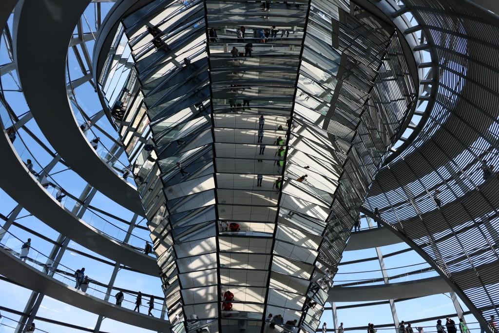 Berlin na weekend Reichstag