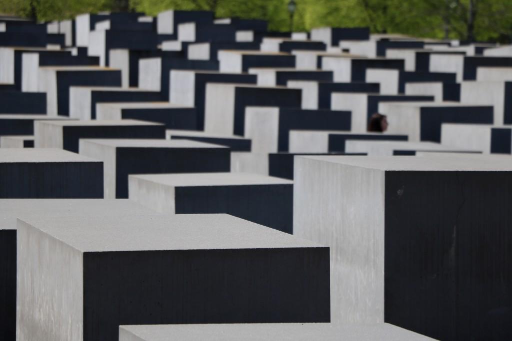Berlin na weekend Pomnik Pomordowanych Żydów Europy