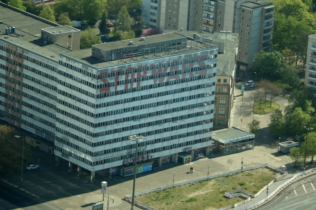 Berlin na weekend Alexanderplatz Wieża Telewizyjna
