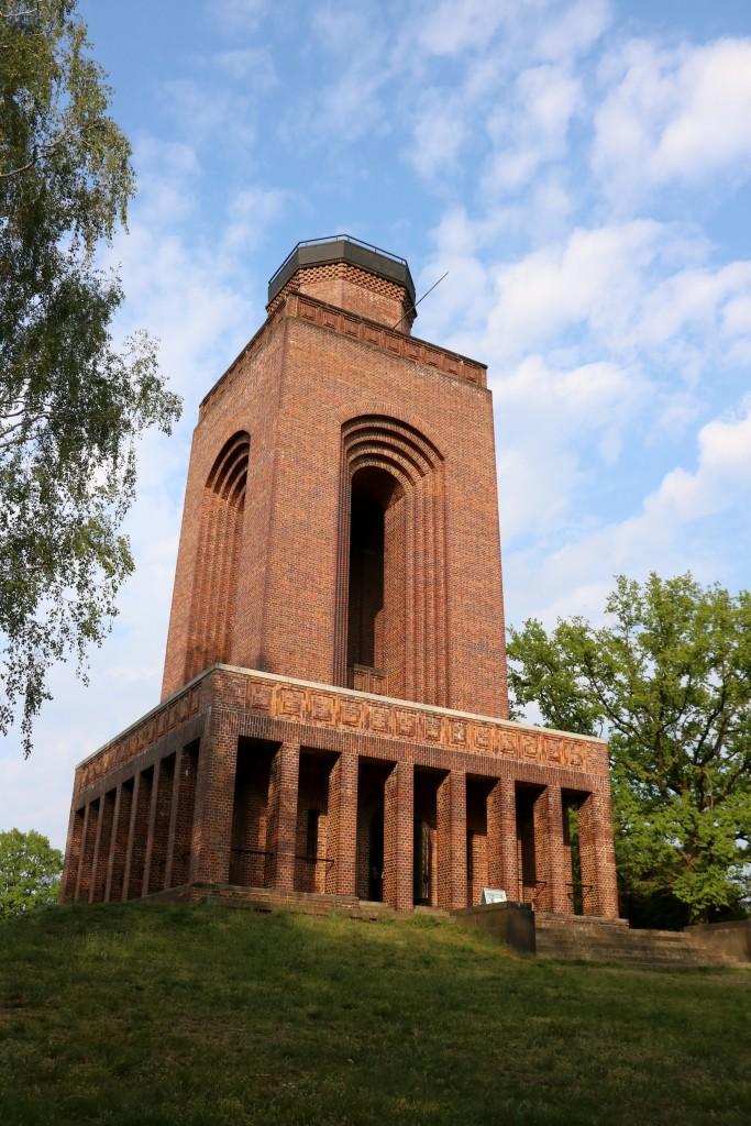 Wieża Bismarcka Spreewald