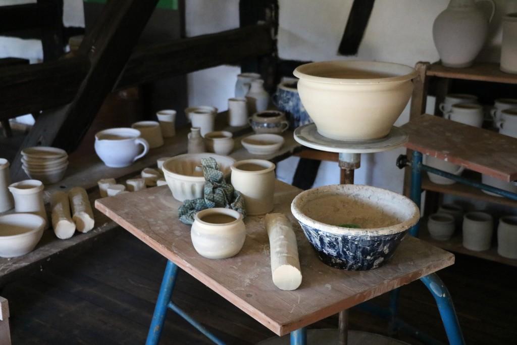 Tradycyjne wyroby ceramiczne w Lehde