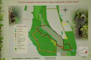 Dolina Samy - ścieżki rekreacyjno-edukacyjne