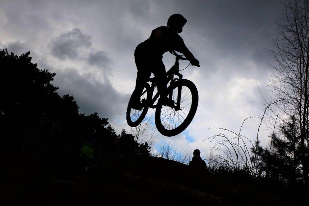 Bike Park Morasko - Rezerwat przyrody Meteoryt Morasko