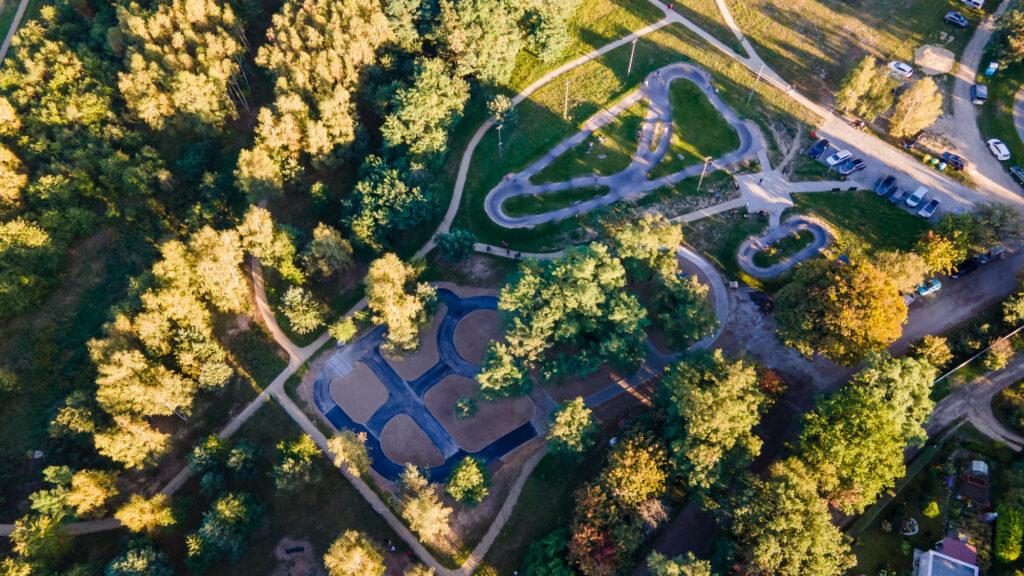 Teren Aktywnej Edukacji i Sportu Suchy Las
