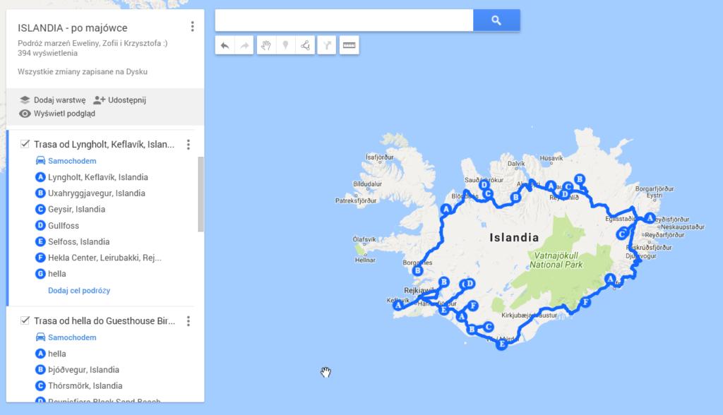 Jak zrobić własną mapę?