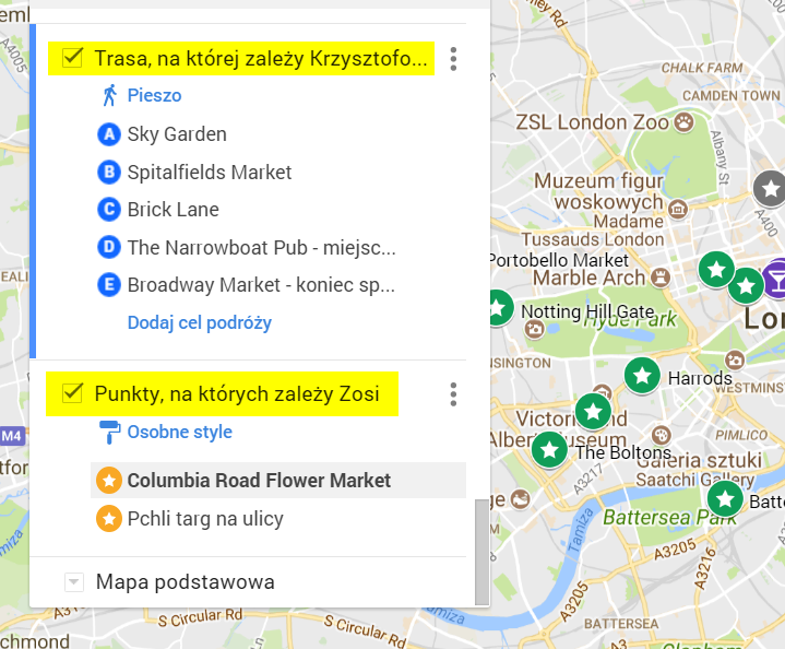 Jak stworzyć mapę?